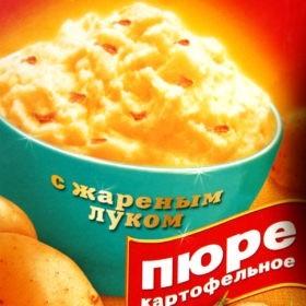 Роллтон Пюре картофельное упаковка