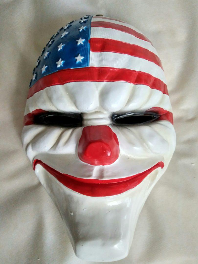Как сделать маску далласа 86