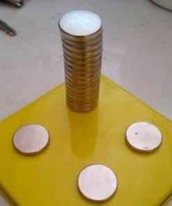 Магниты круглые высокопрочные для моноколеса