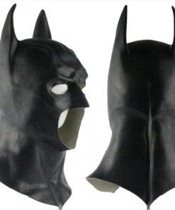 Маска Бэтмена Batman латекс или винил
