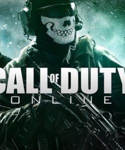 Маска балаклава череп скелет призрак Ghost Call of Duty без очков