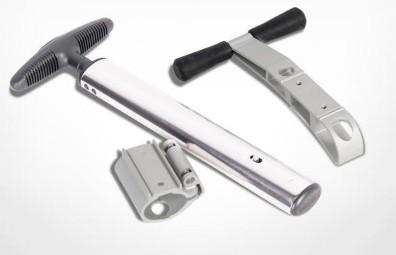 Ручка телескопическая и подставка для моноколеса Ninebot One набор