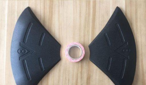 Накладки-защита для голеней на моноколесо Inmotion V8