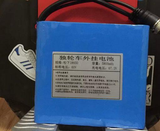 Внешний аккумулятор батарея для моноколеса 348wh Samsung